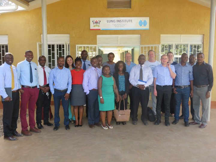 MLI hosts collaborators from UK, USA and Netherlands