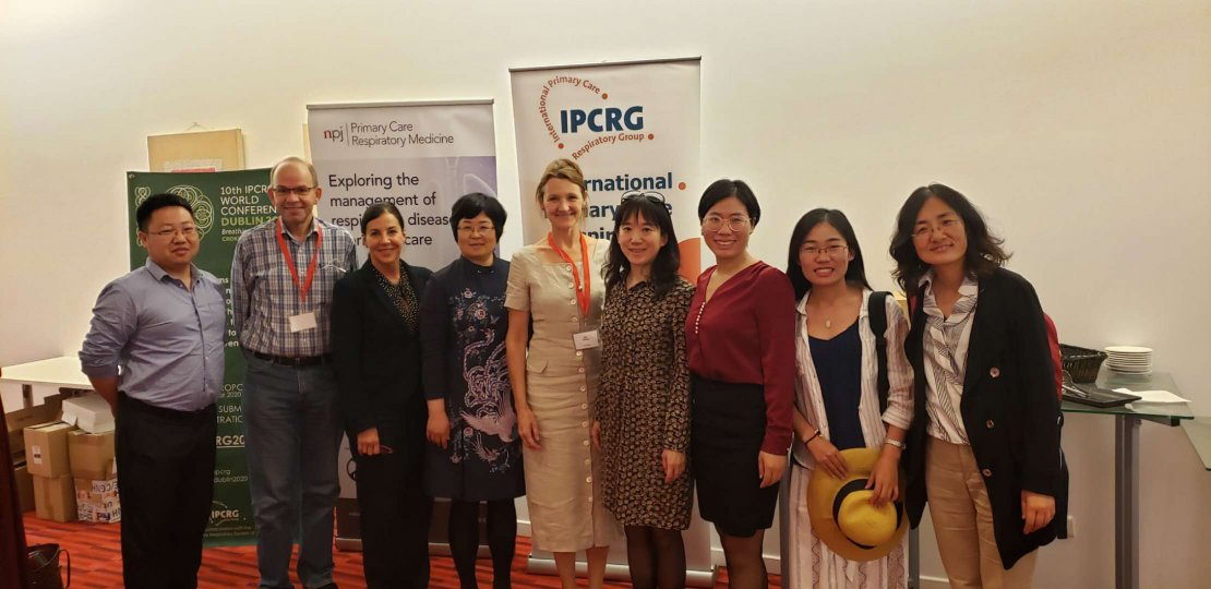 2019 IPCRG conference in Bucharest, Romania