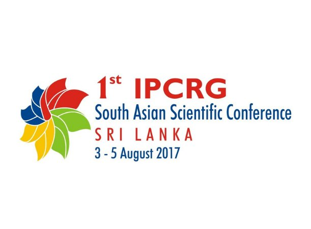 1st IPCRG South Asia Scientific Conference, Sri Lanka 2017