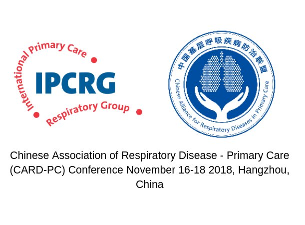 Chinese Association of Respiratory Disease - Primary Care (CARD-PC) Conference, Hangzhou, China