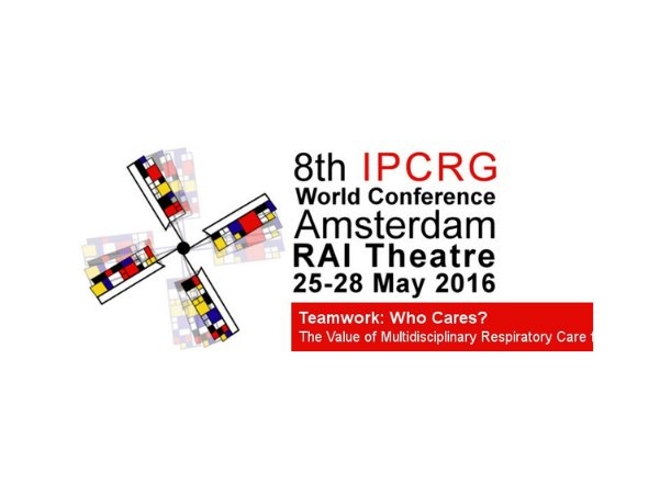8th IPCRG World Conference, Amsterdam 2016