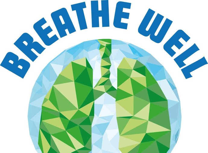 Breathe Well logo