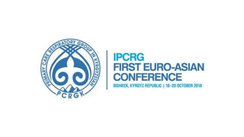 IPCRG 1st Euro-Asian Scientific Conference 18-20 October 2018, Bishkek, Kyrgyzstan