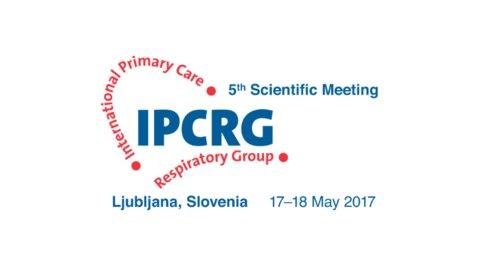 5th IPCRG Scientific Meeting, Slovenia 2017